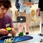 Вы помните кубик Рубика?