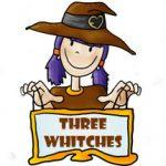 Три ведьмы разглядывают трое часов Swatch…