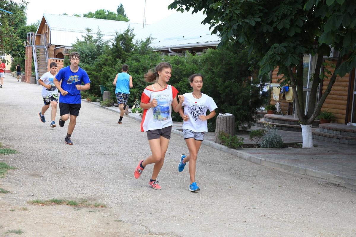 Крым 2015, тренировки
