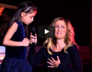 Лара Фабиан и удивительный случай на концерте в Баку